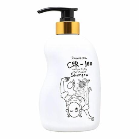 Elizavecca Cer-100 Hajsampon Proteinnel, Kollagénnel és Ceramiddal 500ml