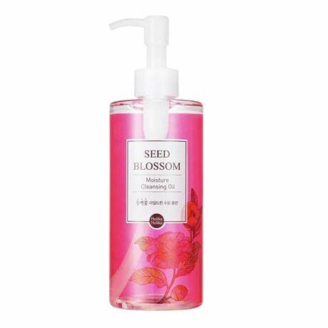 Holika Holika Seed Blossom Hidratáló Olajos Lemosó  300 ml